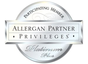 Honolulu MedSpa Allergan Platinum Plus Level Care